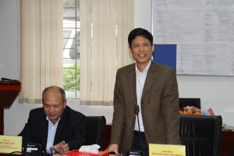 Ông Nguyễn Thành Hưởng làm Trưởng Ban Quản lý Dự án điện Thái Bình 2