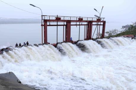 Nhiều giải pháp tăng hiệu quả lấy nước vụ Đông Xuân