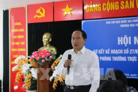Chặn buôn lậu khẩu trang, vật tư y tế sang Campuchia