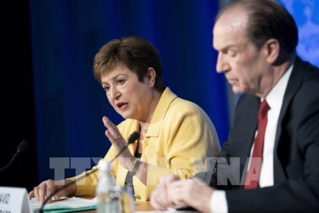 IMF, WB sẽ cấp tài chính khẩn cấp hỗ trợ các nước ứng phó dịch COVID-19