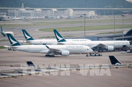 Anh phạt Cathay Pacific vì làm rò rỉ dữ liệu của hành khách