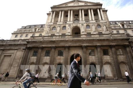 Goldman Sachs: Ngân hàng Trung ương Anh sẽ hạ lãi suất 50 điểm cơ bản