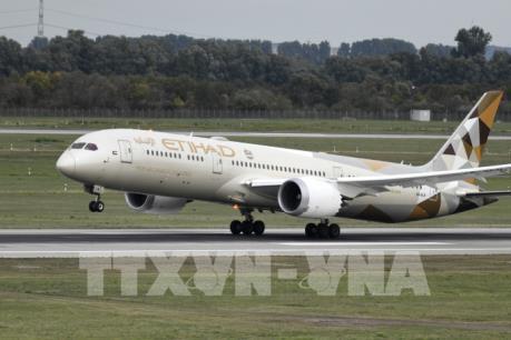 Hãng hàng không Etihad thua lỗ năm thứ tư liên tiếp