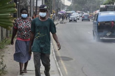 Dịch COVID-19: Nam Phi ghi nhận ca nhiễm bệnh đầu tiên