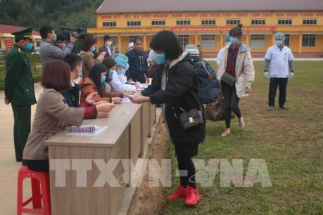Cao Bằng có gần 800 người đủ điều kiện rời khu cách ly tập trung