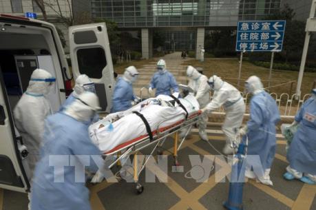 Dịch COVID-19: Trung Quốc ghi nhận thêm 17 trường hợp tử vong và 19 ca nhiễm mới