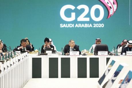 G20 cam kết các biện pháp tài khóa và tiền tệ để đối phó dịch COVID-19