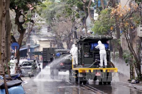 Dịch COVID-19: Ca nhiễm thứ 18 tại Việt Nam trở về từ Hàn Quốc