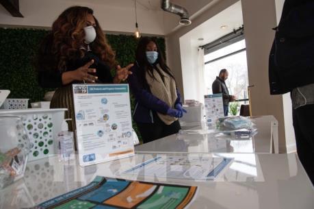 Mỹ: Thủ đô Washington xác nhận ca nhiễm bệnh đầu tiên do virus Corona