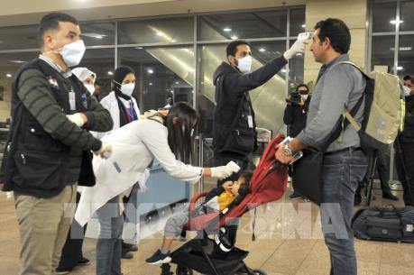 Dịch COVID-19: Số ca nhiễm Ai Cập tăng lên hơn 500 người