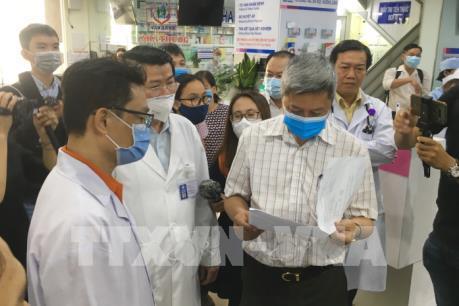 Bộ Y tế: Bệnh viện tư nhân cần tham gia sàng lọc, phát hiện người nghi nhiễm COVID-19