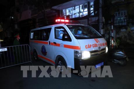 """Hà Nội: Những """"người lính"""" đầu tiên tiếp cận các ca dương tính SARS-CoV-2"""