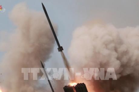 Hàn Quốc: Triều Tiên phóng ít nhất 1 vật thể chưa xác định