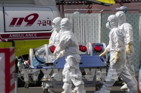 Dịch COVID-19: Xuất hiện ổ dịch mới lây nhiễm tập thể ở thủ đô Seoul