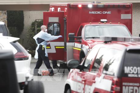 Dịch COVID-19: Bang Oregon của Mỹ ban bố tình trạng khẩn cấp