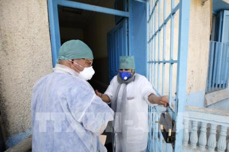 Algeria có công nghệ mới phát hiện virus SARS-CoV-2 sau 24 giờ