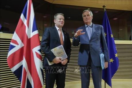 Vòng đàm phán thứ hai EU-Anh hậu Brexit vẫn diễn ra như đã định