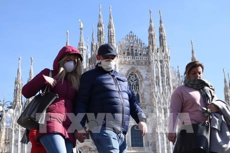 Dịch COVID-19: Italy lại đứng trước nguy cơ suy thoái