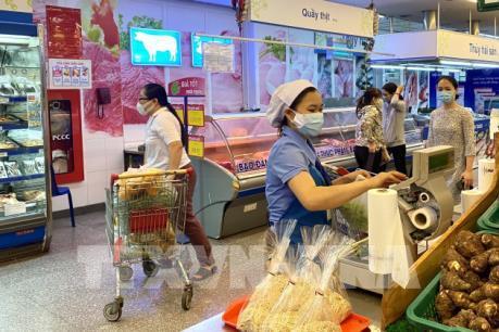 Chỉ số tiêu dùng Tp. Hồ Chí Minh tháng 3 giảm 0,58%