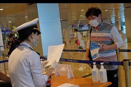 Thay đổi tạm thời một số quy định xuất nhập cảnh đối với người nước ngoài