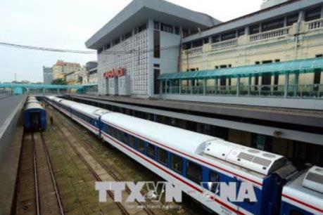 Từ ngày 30/3, đường sắt dừng chạy hàng ngày tàu Hà Nội - Hải Phòng