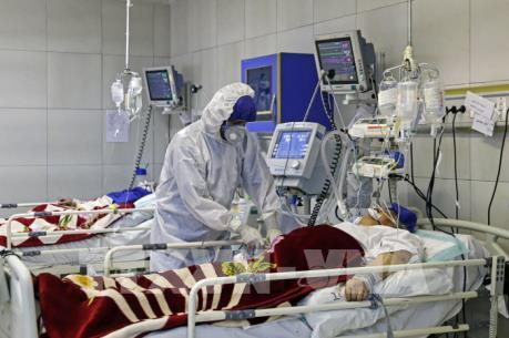 Dịch COVID-19: Số ca nhiễm và tử vong tại Iran tiếp tục tăng