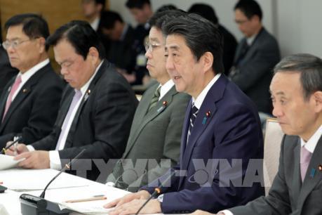 Nội các Nhật Bản thông qua dự luật cho phép Thủ tướng ban bố tình trạng khẩn cấp