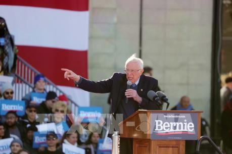 Bầu cử Mỹ 2020: Ứng cử viên Bernie Sanders nhận được sự ủng hộ của nhiều nhóm cử tri