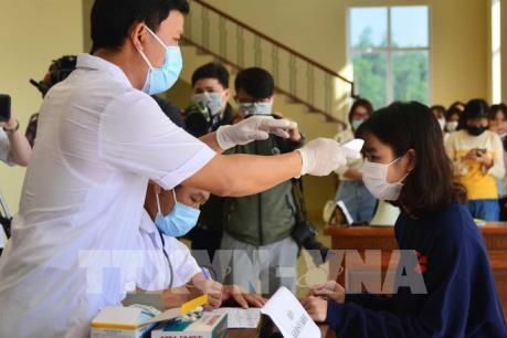 Kết quả xét nghiệm của các ca tiếp xúc gần với 2 khách Anh ở Đà Nẵng