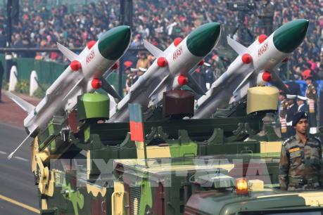 Ấn Độ đứng thứ hai thế giới về nhập khẩu vũ khí