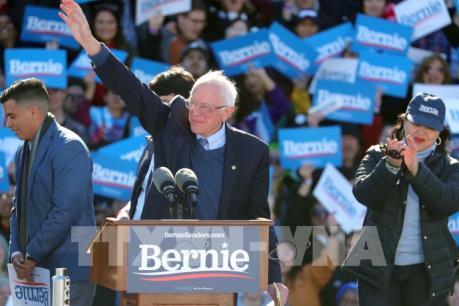 """Bầu cử Mỹ năm 2020: Các ứng cử viên bước vào cuộc tranh cử ngày """"Siêu thứ Ba"""" lần hai"""