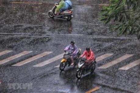 Dự báo thời tiết ngày mai 25/3: Bắc Bộ và Bắc Trung Bộ tiếp tục mưa dông
