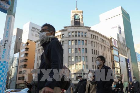 Dịch COVID-19: Nhật Bản ghi nhận ngày có số ca nhiễm mới tăng nhiều nhất