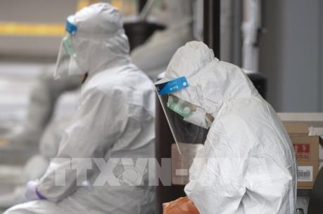 Số ca tử vong và nhiễm mới ở Hàn Quốc vẫn tăng nhanh