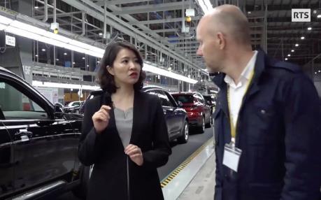 Đài Truyền hình Thuỵ Sỹ: VinFast – điểm nhấn của kinh tế Việt Nam