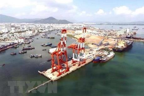 Dịch COVID-19: Lượng tàu giảm nhưng hàng thông qua cảng biển vẫn tăng 10%