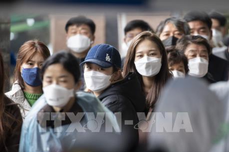Dịch COVID-19: Hàn Quốc mạnh tay với hoạt động tích trữ khẩu trang
