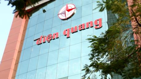 Bóng đèn Điện Quang chia cổ tức 10%