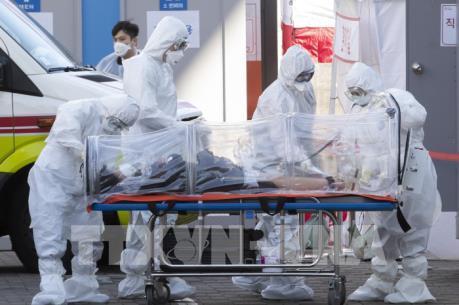 Hàn Quốc có thêm 6 ca tử vong và 114 ca mới nhiễm virus SARS-CoV-2