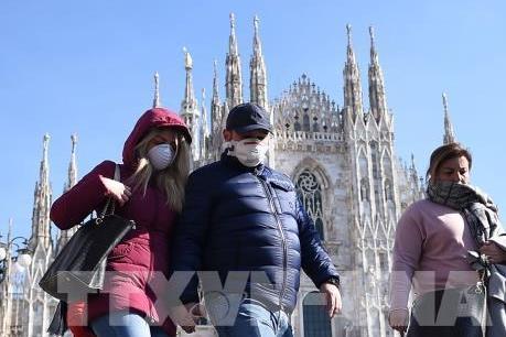 """Dịch COVID-19: Italy """"gồng mình"""" khi số ca nhiễm mới và tử vong tăng kỷ lục"""