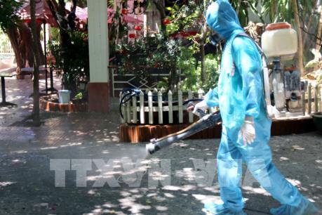 Dịch COVID-19: Bình Thuận đảm bảo cơ sở vật chất khu vực điều trị và cách ly