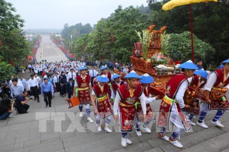 Giỗ Tổ Hùng Vương năm 2020: Không thực hiện một số nghi lễ để phòng, chống dịch