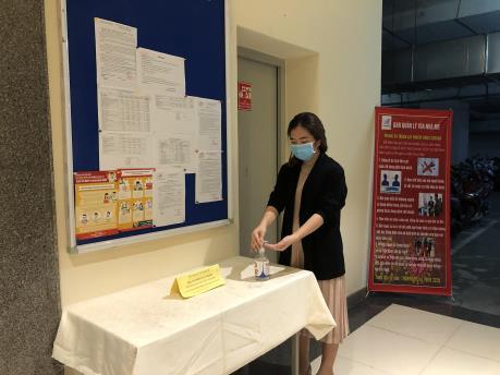 Bộ Y tế hướng dẫn phòng chống dịch COVID-19 tại chung cư