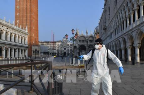 Dịch COVID-19: Tổng số ca nhiễm bệnh tại Italy tăng lên 24.747 ca