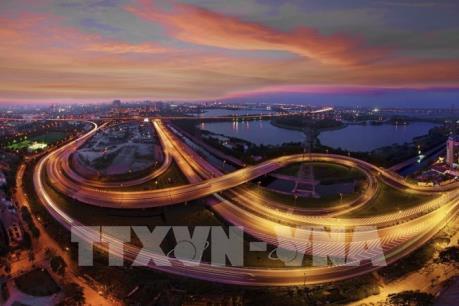 Những đổi thay về hạ tầng kỹ thuật của Thủ Đô