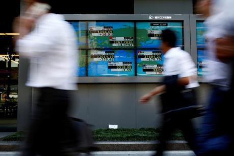 Nhật Bản họp khẩn khi chỉ số Nikkei giảm mạnh nhất trong 30 năm