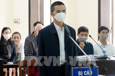 Cựu Chánh Thanh tra Bộ Thông tin và Truyền thông Đặng Anh Tuấn được trả tự do tại tòa