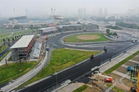 Dịch Covid-19: Chính thức tạm hoãn chặng đua F1 Hà Nội