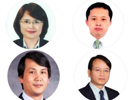 BIDV bổ nhiệm 4 Phó Tổng Giám đốc mới