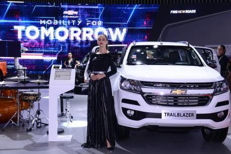 SUV Chevrolet Trailblazer bất ngờ giảm giá sốc gần 400 triệu đồng
